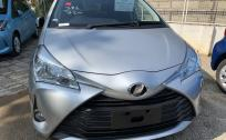 TOYOTA  VITZ  SAFETY EDITION 2017