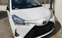 TOYOTA  VITZ  SAFETY EDITION 2018