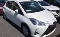 TOYOTA VITZ LED HEADLIGHTS  2019